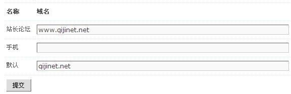 Discuz教程/X3彻底去掉域名后面的/forum.php的方法